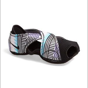 Nike Studio Wrap or Yoga Socks
